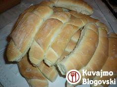 Pekarske kifle - Slana i slatka peciva -