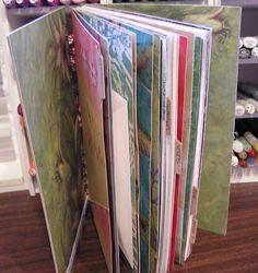 Homemade smashbook