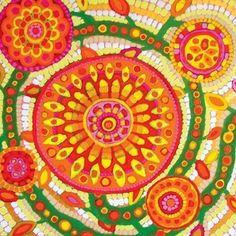 flower mandala, pattern, color, circl, spiral flower