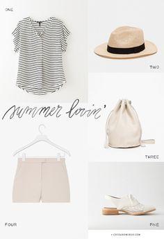 Summer Wear // 2014.01