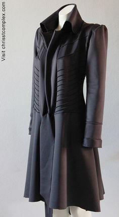 #Steampunk jacket