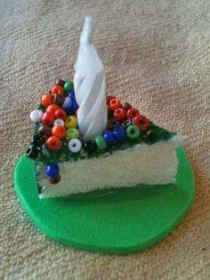 Birthday Cake swap