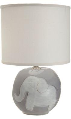 Elephant Sphere Lamp