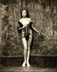 Anne Lee Patterson/ Ziegfeld Folly ann lee, cheney johnston, vintage, ziegfeld girl, beauti, ziegfeld folli, alfr cheney, lee patterson, burlesqu