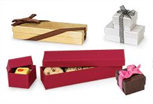 Truffle Boxes - Favor Boxes