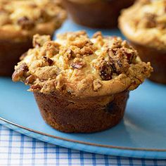 Use carrots to make these muffins extra moist. This quick and easy recipe starts with a mix and is the perfect brunch snack.