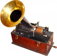 Gallery: A History Of Data 1877 to 1935 Wikimedia Commons 1877: Thomas Edison invents the phonograph [pictured]. 1878: By an act of Congress, the collection of morbidity data on cholera, smallpox and yellow fever begins. 1895: Belgian lawyers Paul Otlet and Henri La Fontaine begin to collect index cards of information to answer factual questions by mail. By 1934, they had amassed 15.6 million cards.