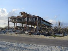 Even after all this time, looking back at the damage caused by Hurricane Katrina still stirs emotions