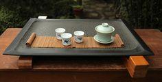 Temple Stone Tea Tray