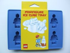 LEGO Minifigure Ice Cube Tray, $11