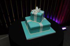Tiffany´s cake!!