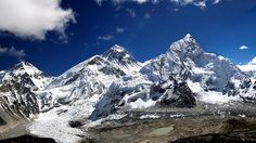 Mt. Everest. Whoa.