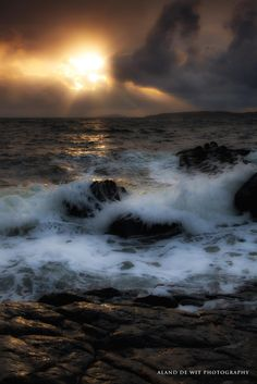 Sunset at Elgol, Isle of Skye, Scotland
