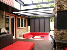 outdoor seating, color palettes, patio, backyard, deck, outdoor entertainment, outdoor design, modern landscaping, outdoor lounge