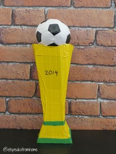 FIFA World Cup with Duck Tape - ET Speaks From Home #worldcup
