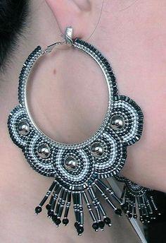 Beaded Earrings...