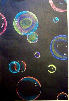 art project, art idea, lost sock, socks, bubbles, blow bubbl, art kids, burst, bubble drawing