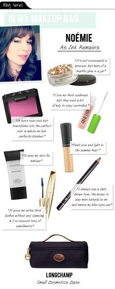 The Vault Files: In my makeup bag