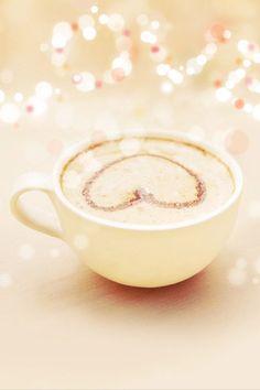 Love #coffee #coffee_art #latte_art #latte