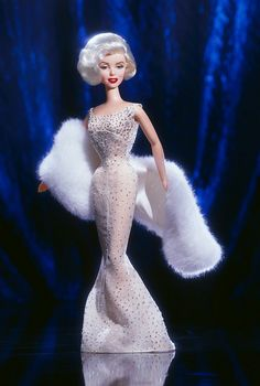 Mattel Marilyn Monroe #1 53873 by VinVisible, via Flickr