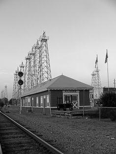 The Depot- Kilgore Texas