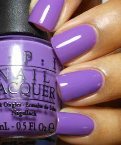 summer nails purple, summer purple nails, nail polish colors summer, opi nail polish swatches, short nails summer, nail summer colors, l.a. colors, grape nails, dark summer nail colors