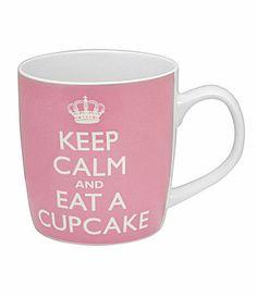 eat a cupcake!