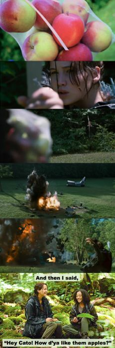 Oh Katniss...