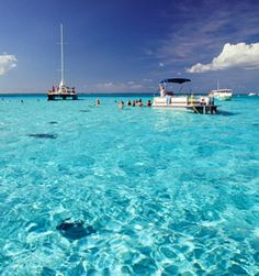 Turks -- I want to go there some day!! That water is beautiful!