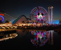 Disney Land California