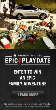 Enter To Win The Family Adventure Of Your Dreams!