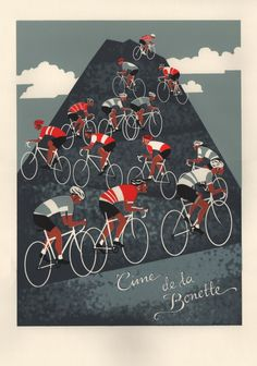 Love the Hills, Embrace the Hills, Make the Hills your Friend! Cycling | Eliza Southwood