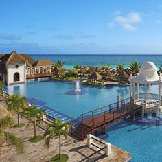Enter for a chance to win a four-day, three-night, all-inclusive stay at your choice of one of four Now Resorts and Spas locations in Mexico or the Dominican Republic! (Approx. retail value: $3,000.00). NowResorts.com #giveaway #win #sweeps