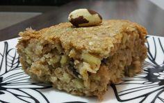 Aprenda a fazer Receita de Bolo de aveia e banana, Saiba como fazer a Receita de Bolo de aveia e banana, Show de Receitas