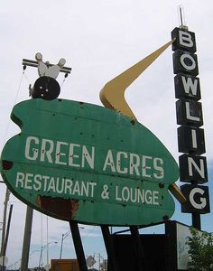 Green Acres Bowling..... Abilene Kansas