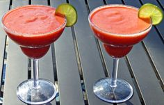 Strawberry Margarita strawberri margarita, margarita non alcohol