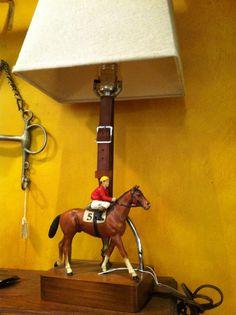 Jockey Lamp