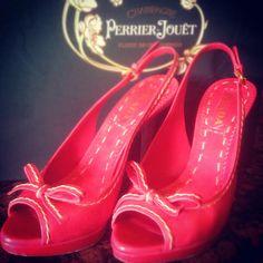 @ruelala shoelala #pink #Prada
