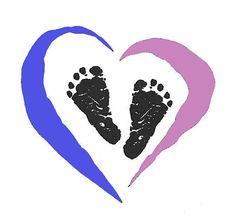 miscarriage tattoo - Google Search add wings to the feet and a halo