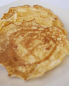 "Ricotta Crepes. These crepes are extremely versatile. They're ""tough..."