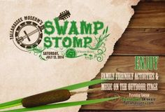 36th Annual Swamp Stomp Music Festival - July 12, 2014 at the Tallahassee Museum