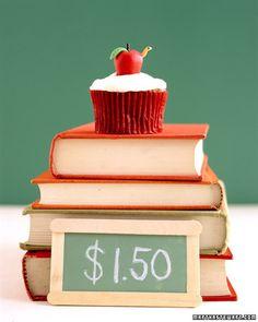 22 Bake Sale Cupcake Ideas