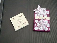 Post-it Note Holder, Stampin' UP! Video Tutorial