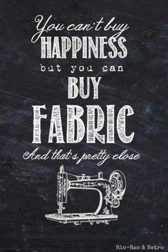 Happiness = Moda fabric