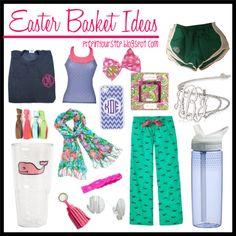 Easter Basket Ideas gift basket ideas for teens, gift baskets for teen girls, easter basket