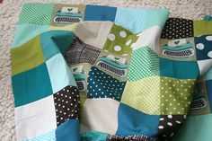 A fabulous quilt top from Ashley over at Film in the Fridge!