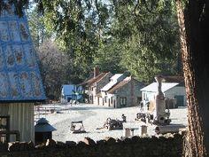 Empire Mine, Grass Valley, California