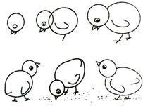 Preschool lesson plan and activities - birds