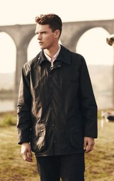 Barbour, Classic Bedale Jacket.