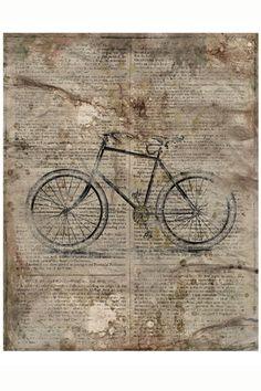 canvas prints, bicycl, bore, art xv, wall prints